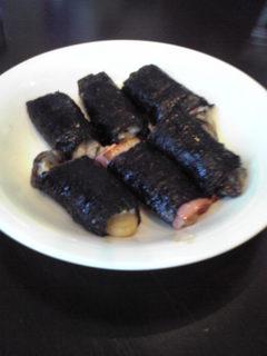 牡蠣レシピ・まきまきかっきー
